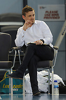 England Futsal manager Michael Skubala during England vs Poland, International Futsal Friendly at St George's Park on 2nd June 2018