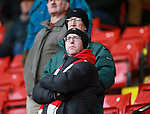 Sheffield Utd fans during the Championship match at Bramall Lane Stadium, Sheffield. Picture date 30th December 2017. Picture credit should read: Simon Bellis/Sportimage