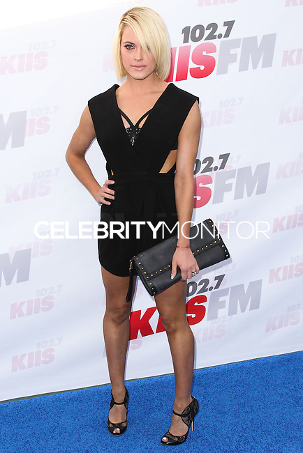 CARSON, CA, USA - MAY 10: Peta Murgatroyd at 102.7 KIIS FM's 2014 Wango Tango at StubHub Center on May 10, 2014 in Carson, California, United States. (Photo by Xavier Collin/Celebrity Monitor)
