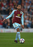 Aaron Lennon of Burnley during the premier league match at the Turf Moor Stadium, Burnley. Picture date 19th April 2018. Picture credit should read: Simon Bellis/Sportimage