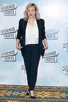 """Carmen Machi attend the """"Perdiendo El Norte"""" Movie Presentation at Intercontinental Hotel, Madrid,  Spain. March 03, 2015.(ALTERPHOTOS/)Carlos Dafonte) /NORTEphoto.com"""