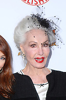HOLLYWOOD, CA - OCTOBER 18: Julie Newmar attends the launch party for Cassandra Peterson's new book 'Elvira, Mistress Of The Dark' at the Hollywood Roosevelt Hotel on October 18, 2016 in Hollywood, California. (Credit: Parisa Afsahi/MediaPunch).