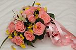 Taiwanese Wedding -- Flower bouquet.