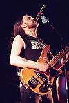 Motorhead 1993 Lemmy