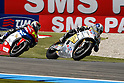 June 26, 2010 - Assen, Holland - Thomas Luthi powers his bike during the Dutch Grand Prix at Assen, Holland, on June 26, 2010. (Photo Andrew Northcott/Nippon News)...