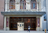 The Elgin & Winter Garden Theatre is pictured on in Toronto April 19, 2010. Designed by the theatre architect Thomas W. Lamb, the Elgin and Winter Garden Theatres are a pair of stacked theatres in Toronto