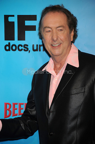 Eric Idle at the IFC & BAFTA premiere of the documentary Monty Python: Almost The Truth (Lawyer's Cut), celebrating the troupe's 40th anniversary at the Ziegfeld Theatre in New York City. October 15, 2009. Credit: Dennis Van Tine/MediaPunch