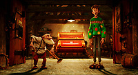 Arthur Christmas (2011) <br /> *Filmstill - Editorial Use Only*<br /> CAP/KFS<br /> Image supplied by Capital Pictures