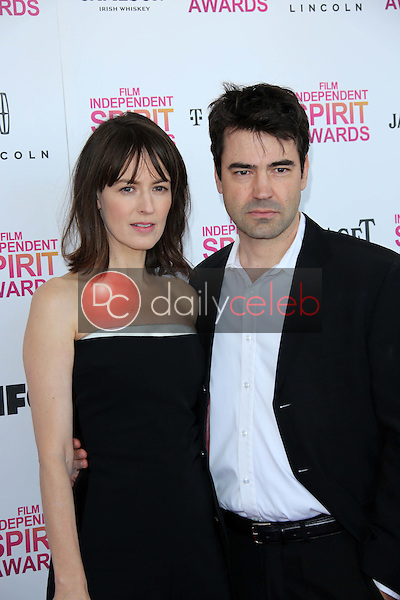 Rosemarie Dewitt, Ron Livingston<br />