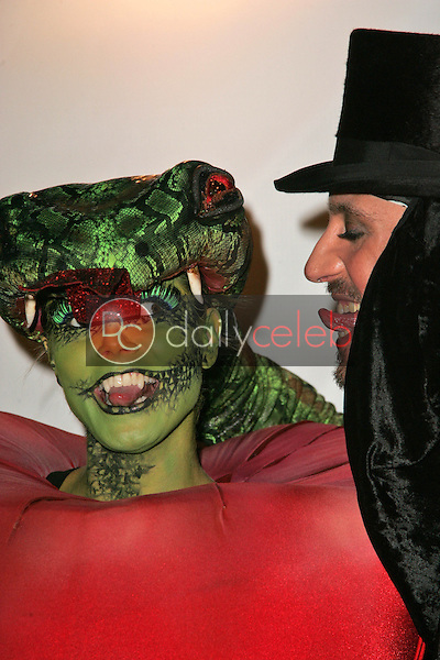"Heidi Klum and ""Project Runway"" stars<br />