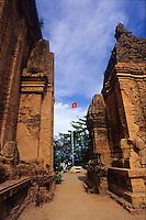Cham Era ruins, Nha Trang, Vietnam