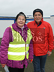 Tommy and Lena Flanagan who took part in the Operation Transformation walk in Dunleer. Photo:Colin Bell/pressphotos.ie