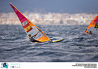 The Trofeo Princesa Sofia Iberostar celebrates this year its 50th anniversary in the elite of Olympic sailing in a record edition, to be held in Majorcan waters from 29th March to 6th April, organised by Club Nàutic S'Arenal, Club Marítimo San Antonio de la Playa, Real Club Náutico de Palma and the Balearic and Spanish federations. <br /> <br /> ©Pedro Martinez/SAILING ENERGY/50th Trofeo Princesa Sofia Iberostar <br /> 05 April, 2019.