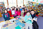 Ballyfinnane NS Launch their Young Entrepreneur project 50th celebration dvd on Thursday