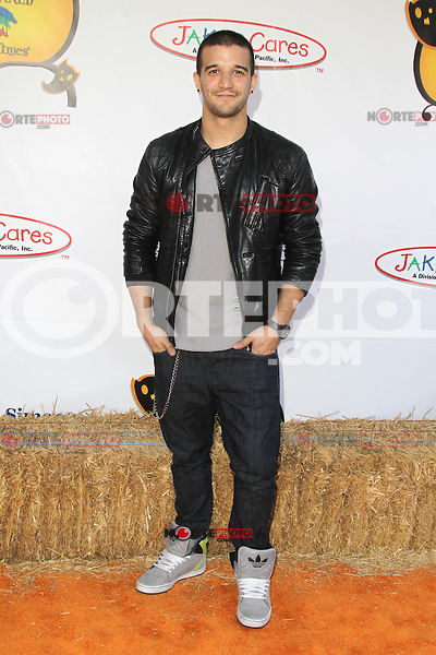 UNIVERSAL CITY, CA - OCTOBER 21:  Mark Ballas at the Camp Ronald McDonald for Good Times 20th Annual Halloween Carnival at the Universal Studios Backlot on October 21, 2012 in Universal City, California. © mpi28/MediaPunch Inc. /NortePhoto