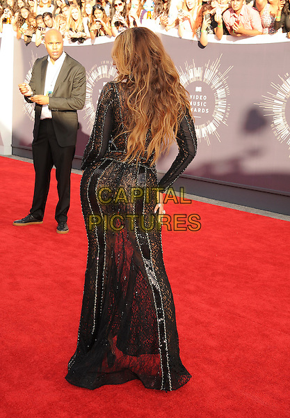INGLEWOOD, CA- AUGUST 24: Singer Beyonce attends the 2014 MTV Video Music Awards at The Forum on August 24, 2014 in Inglewood, California.<br /> CAP/ROT/TM<br /> &copy;Tony Michaels/Roth Stock/Capital Pictures