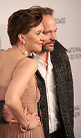 Maggie Gyllenhaal and Peter Sarsgaard attend the 2019 National Board Of Review Gala at Cipriani 42nd Street on January 08, 2019 in New York City. <br /> CAP/MPI/WMB<br /> ©WMB/MPI/Capital Pictures