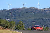 #83 KESSEL RACING (CHE) FERRARI 488 GT3 MANUELA GOSTNER (ITA) GIORGIO SERNAGIOTTO (ITA)