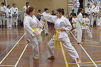 The inaugural First Tae Kwan Do grading in Perth, Western Australia.