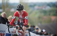Koppenbergcross 2013<br /> <br /> Margriet Kloppenburg (DNK)