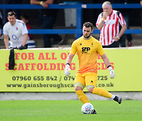 Lincoln City's Grant Smith<br /> <br /> Photographer Chris Vaughan/CameraSport<br /> <br /> Football Pre-Season Friendly (Community Festival of Lincolnshire) - Lincoln City v Lincoln United - Saturday 6th July 2019 - The Martin & Co Arena - Gainsborough<br /> <br /> World Copyright © 2018 CameraSport. All rights reserved. 43 Linden Ave. Countesthorpe. Leicester. England. LE8 5PG - Tel: +44 (0) 116 277 4147 - admin@camerasport.com - www.camerasport.com