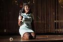 Edinburgh, UK. 29.08.2013. Scottish Opera and The Opera Group present AMERICAN LULU, starring Angel Blue as Lulu, at the King's Theatre, as part of the Edinburgh International Festival. Photograph © Jane Hobson.