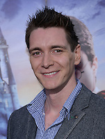 James Phelps @ the VIP opening for The Wizarding World of Harry Potter held @ the Universal Studiio Hollywood.<br /> April 5, 2016