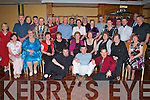 FAMILY REUNION: The O'Sullivan clan from Drumore, Farranfore celebrating their family reunion at Meadowlands Hotel on Saturday..   Copyright Kerry's Eye 2008