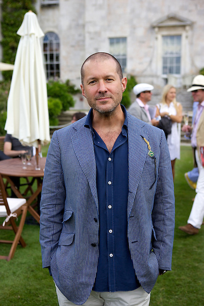 Sir Jonathan Ive at The Goodwood Festival of Speed Cartier Style et Luxe party