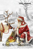Marcello, CHRISTMAS SANTA, SNOWMAN, WEIHNACHTSMÄNNER, SCHNEEMÄNNER, PAPÁ NOEL, MUÑECOS DE NIEVE, paintings+++++,ITMCXM2046A,#X#