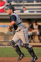 Hudson Valley Renegades Ian Paxton during a NY-Penn League game at Dwyer Stadium on July 8, 2006 in Batavia, New York.  (Mike Janes/Four Seam Images)