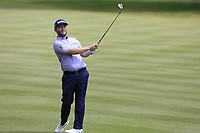 Branden Grace (RSA) plays his 2nd shot on the 1st hole during Sunday's Final Round of the WGC Bridgestone Invitational 2017 held at Firestone Country Club, Akron, USA. 6th August 2017.<br /> Picture: Eoin Clarke | Golffile<br /> <br /> <br /> All photos usage must carry mandatory copyright credit (&copy; Golffile | Eoin Clarke)