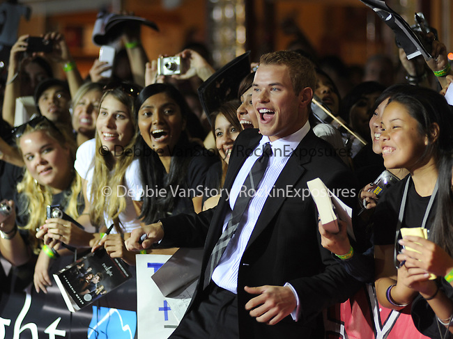 "Kellan Lutz  at Summit Entertainment's highly anticipated Premiere of ""Twilight"" held at The Mann's Village Theatre in Westwood, California on November 17,2008                                                                     Copyright 2008 Debbie VanStory/RockinExposures"