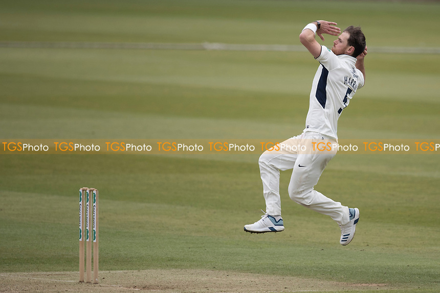 during Middlesex CCC vs Lancashire CCC, Specsavers County Championship Division 2 Cricket at Lord's Cricket Ground on 12th April 2019