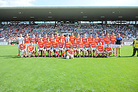 20th July 2013; Armagh squad. All Ireland Football Senior Championship Round 3, Galway v Armagh, Pearse Stadium, Galway