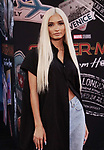"""Pia Mia 125 arrives for the premiere of Sony Pictures' """"Spider-Man Far From Home"""" held at TCL Chinese Theatre on June 26, 2019 in Hollywood, California"""