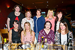 Celebrating birthdays at Ristorante Uno on Friday were front Marie O Callaghan, Theresa Mcinerney, Martina Burke, Erica O'shea with friends Tracy Horgan, Triona Cooney, Susie Fernane, Martha Donovan, Suzanne Raggett
