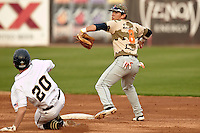 SAN ANTONIO, TX - MARCH 14, 2012: The University of Notre Dame Fighting Irish vs. The University of Texas at San Antonio Roadrunners Baseball at the Nelson Wolff Municipal Stadium. (Photo by Jeff Huehn)