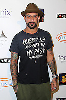 AJ McLean<br /> Get Lucky For Lupus 6th Annual Poker Tournament, Avalon, Hollywood, CA 09-18-14<br /> David Edwards/DailyCeleb.com 818-249-4998