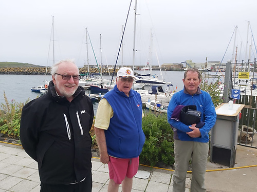 Early morning at Ardglass Marina. The only marina between Carlingford and Bangor, Ardglass Marina is one of the safest small harbours on the east coast of Ireland thanks to its two breakwaters and d