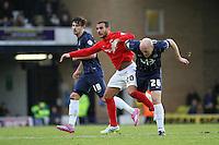 Southend United vs Coventry City 23-01-16
