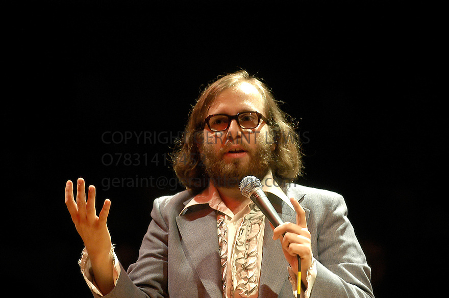 Daniel Kitson,commedian and actor performing live at The Edinburgh Festival CREDIT Geraint Lewis