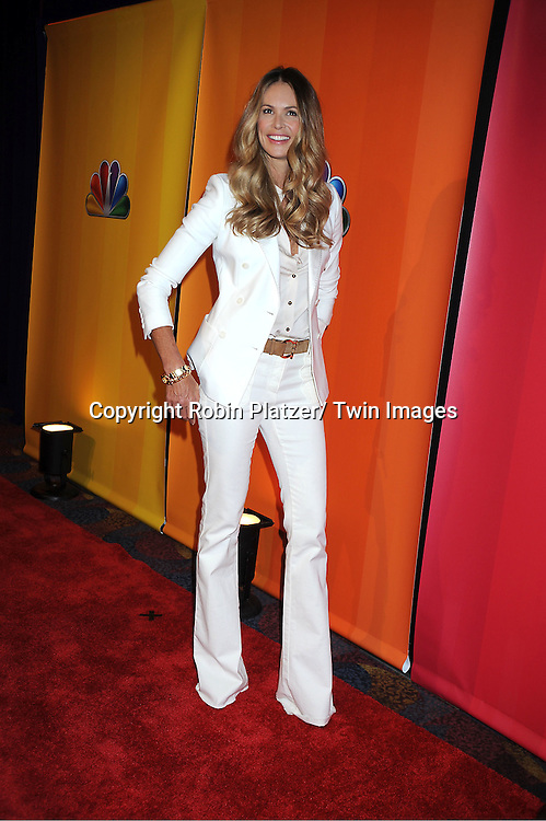 "Elle Macpherson of new show ""Fashion Star"" attending The NBC Upfront Presentation of the 2011-2012 Primetime Season on May 16, 2011 at The New York Hilton in New York City."