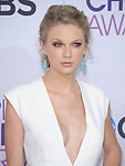 Taylor Swift at The 2013 People's Choice Awards held at Nokia Live in Los Angeles, California on January 29,2009                                                                   Copyright 2013 Hollywood Press Agency