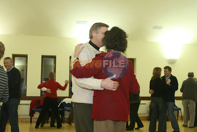 Lorraine and John Vink, Grangerath at the Ballroom Dancing Classes, The Parish Rooms, Julianstown...Photo NEWSFILE/Jenny Matthews.(Photo credit should read Jenny Matthews/NEWSFILE)....This Picture has been sent you under the condtions enclosed by:.Newsfile Ltd..The Studio,.Millmount Abbey,.Drogheda,.Co Meath..Ireland..Tel: +353(0)41-9871240.Fax: +353(0)41-9871260.GSM: +353(0)86-2500958.email: pictures@newsfile.ie.www.newsfile.ie.FTP: 193.120.102.198.