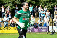 HAREN - Voetbal, Eerste Training FC Groningen  sportpark de Koepel, 01-07-2017,  FC Groningen doelman Kevin Begois