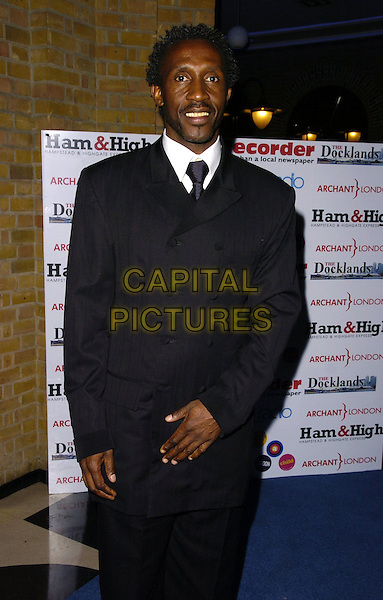 LINDFORD CHRISTIE.Arrivals at The Ice Ball, The Brewery, .London, England, October 23rd 2006..half length.Ref: CAN.www.capitalpictures.com.sales@capitalpictures.com.©Can Nguyen/Capital Pictures