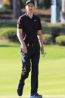 Ross Fisher (ENG) at the 5th green during Saturday's Round 3 of the 2018 Turkish Airlines Open hosted by Regnum Carya Golf &amp; Spa Resort, Antalya, Turkey. 3rd November 2018.<br /> Picture: Eoin Clarke | Golffile<br /> <br /> <br /> All photos usage must carry mandatory copyright credit (&copy; Golffile | Eoin Clarke)