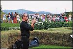 Triplo Concerto al Parco Arte Vivente in occasione di Mito Fringe 2011. I Brass-à-porter