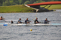 Wallingford Rowing Club Regatta 2011. Dorney..(J15A.4+).Latymer Upper School - B (314)